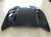 Rear Roof Spoiler Trunk Tail Spoiler Decor Cover For Ford Mustang Ac 2014-2017