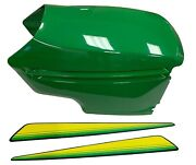 Lower And Upper Hood / Lhandrh Stickers Fits John Deere Lx277 Gt225 Gt235 Up S/n