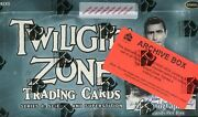 Twilight Zone 4 Science And Superstition Archive Card Box