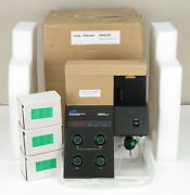 Cole-parmer 2655-00 Single-channel Digital Flame Photometer / Flame Analyzer Nos