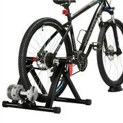Fluid Bike Trainer Stand Bicycle Exercise Training Indoor Cycling Bike Riding