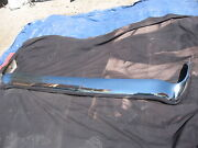 1955 Chevrolet Chevy Bel Air Smoothie Rear Bumper Unsurpassed Show Quality