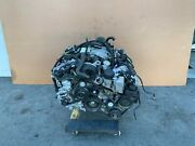 Engine Motor Block Assembly Tested 10-12 Mercedes C350 Glk350 4matic X204 Awd