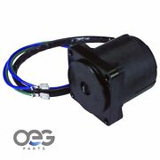 New Tilt Trim Motor For Evinrude Johnson Omc Outboard 70-225hp 1991-on Long Wire