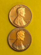 Penny 1978s 1979s Proof Toned Color Free Shipping