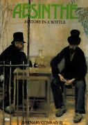 Absinthe History In A Bottle Sc Book
