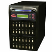 Systor 1-27 Multiple Usb Thumb Drive Duplicator And Sanitizer