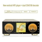 8 Touch Screen Hifi Player Usb Decoder For Android Cellphone Mx-1a 64g +decoder