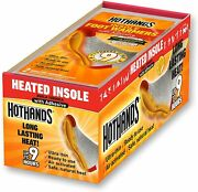 Hothands Insole Foot Warmers 16 Pair Clearance Expiration Date Is April -2021