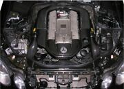 Mercedes-benz Amg 55 Kompressor Carbonio Carbon Intake Airbox And Engine Cover