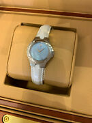 Movado S.e. Sports Edition Ladies Mother Of Pearl Dial - Steel Ref 0605137
