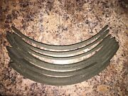 Stop With -- American Brakeblok Brake Linings -- All Pictured