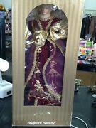 J.c. Penney Home Collection Angel Of Beauty Doll 16 Inches Opened Box