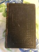 Antique Bible Queen Victoria Jubilee Henry Boys Almshouse Walsall 1887