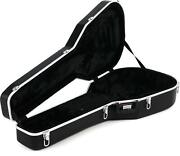 Gator Gc Series Deluxe Abs Guitar Case - Deep Contour And Mid-depth Round-back