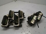 435603 435604 Upper And Lower Intake Manifold 1993 200 225 Hp Johnson Evinrude
