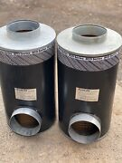 Pre-owned Ecolite Air Filter Farr Company Partg2891-003aa Great Condition