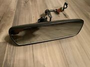 17 Subaru Forester Rear View Mirror With Garage Door Opener W/out Eye Sight