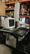 Microvu Cmm Coordinate-measuring Machine_as-described-as-available_as-is/parts