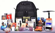 Bug Out Bag By Anderson Tactical - Extreme Buggie Go Bag