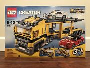 Lego Creator Highway Transport 6753- 3 In 1- New Sealed- Retired