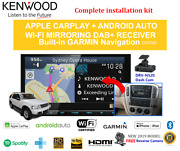 Kenwood Dnx9190dabs Stereo Upgrade To Suit Ford Explorer 2002-2005
