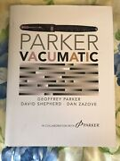 Parker Vacumatic , One Of A Kind Multi Signed Book Including Geoffrey Parker