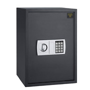 Large Electronic Digital Security Safe Jewelry Home Office Money Jewels Lock Box