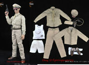 Marsdivine 1/6 Scale Kuomintang Army Captain Regular Summer Clothes Set Instock