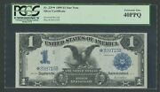 Fr229 1 1899 S/c Star Note Pcgs 40 Ppq Choice Xf Rare Only 38 Known Wlm9632