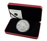 2006 Canada 50 Four Seasons 5oz Pure Silver Proof Coin - Royal Canadian Mint