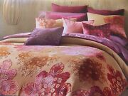 New Kevin Oand039brien Tallulah Collection Khaya King Duvet Cover
