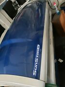 Sunstar 332 Used Tanning Bed