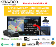 Kenwood Dnx9190dabs Stereo Upgrade To Suit Ford Mustang 2005-2011
