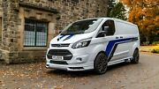 2018 Ford Transit Custom Body Style Kit Bumpersspoiler Upgrade Conversion