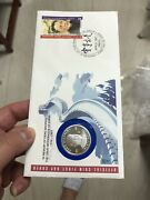 1997 Marshall China Leader Dengxiaoping Silver Coin Fdc