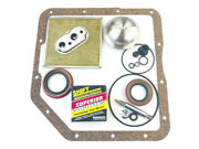 Th350 Transmission Upgraded Shifter Shaft Seal Brass Filter And Cork Pan Gasket