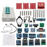 Tl866ii Plus Programmer Eeprom Fit For Nand Flash Avr Mcu Gal Pic Spi 28 Adapter