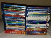 47 Disney Blu-ray Movies A Bugand039s Life Robin Hood Up Frozen Minions Incredibles