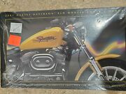 Genuine Harley Davidson And03901 Sportster Xlh Ownerand039s Manual P/n 99468-01