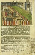 1534 Luther German Bible Leaf - 1st Ed. Three Leaves You Pick One. Xxx Rare