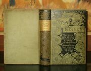 Ballantyne, R.merling The Bold/viking Norse Legends Antique Victorian Binding