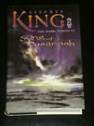 The Dark Tower Vi, Song Of Susannah By Stephen King Hardcover, 2004