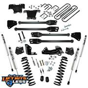 Superlift K230f 4and039and039 Lift Kit W/ Fox Shocks For 2005-2007 Ford F-250/f-350 Sd