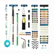 Reach-it Tactical Elite 25ft Carbon Fibre Water Fed Window Cleaning Pole Kit