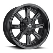 4 20x9 Fuel Matte Black Hydro Wheels 5x139.7 And 5x150 For Ford Jeep Toyota Gm