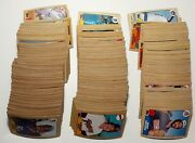 Lot Of 1987 Tops Baseball Cards Over 700 Cards