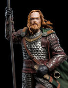 Lotr Gamling 365/375 Authentic Weta 16 Scale Statue Limited Edition