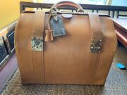 Louis Vuitton Doctorandrsquos Bag Special Order Nomade Leather Carry On