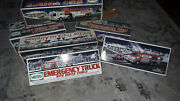 Hess Truck Collectible Lot 1998 2000 2002 2004 2005 Toys Cars